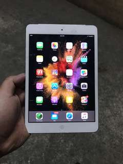 Ipad mini cellular 16gig