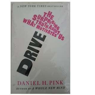 Non fiction Book -Drive - Daniel Pink