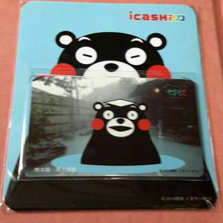 售台灣 熊本熊 icash2.0