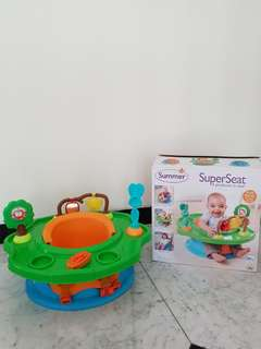 Summer Infant 3 in 1 Superseat Forest