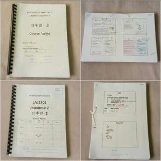 🚚 NUS Japanese Notes