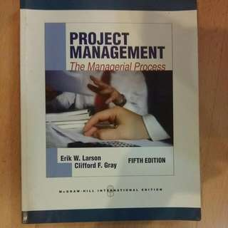 Project Management 5th Edition