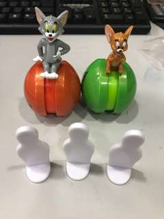 Tom & Jerry bowling toy