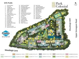 Park Colonial @ Woodleigh MRT