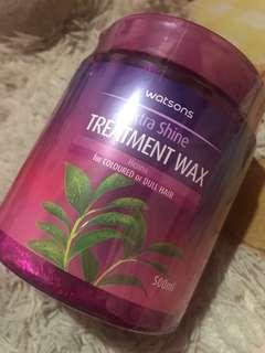 Extra Shine Hair Treatment Wax