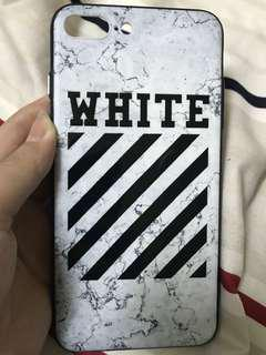 iPhone 7 Plus Off White Casing
