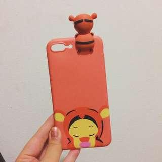 Disney Tigger iPhone 7+ Softcase