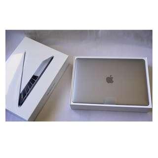 APPLE 官網最新款 MacBook Pro 15 512G 近全新 保固至十二月中 Touch Bar 電池25次