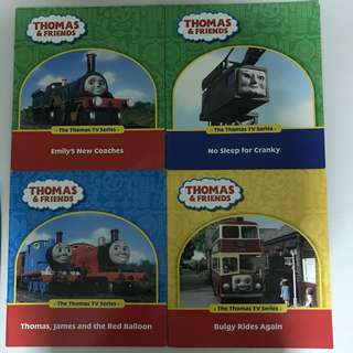 Thomas & Friends story books