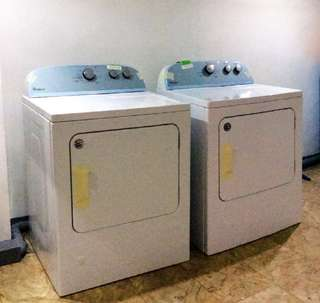 Whirlpool Washer & Dryer/ Commercial use