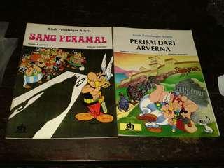 Komik Asterix dan Obelix