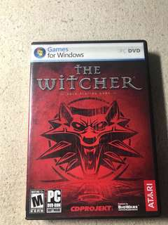 The Witcher (first one)