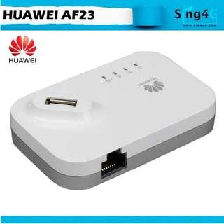 🚚 4G DOCKING STATION HUAWEI AF23 (3G 4G 1LAN 32WIFI)
