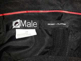 Emale Slacks for men