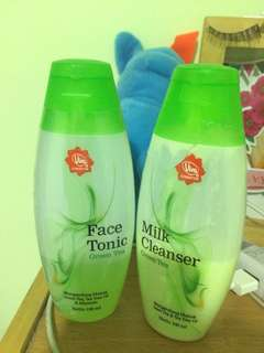 Viva toner milk cleanser