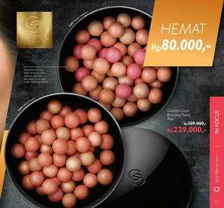 Giordani Gold Bronzing Pearls 25gr.