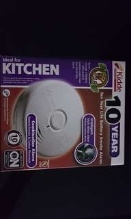 Kidde wireless smoke alarm