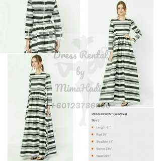 RENTAL • Aere Dress