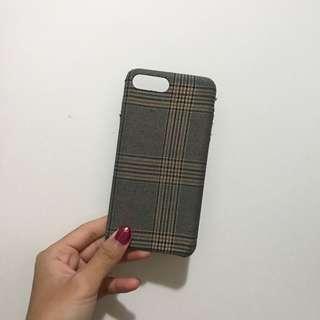 格仔麻質iPhone 7+/8+ Case