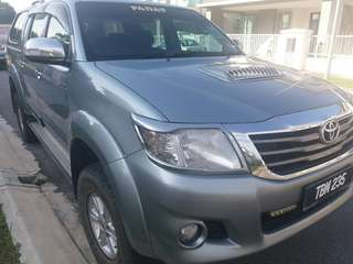 On Sales! Toyota Hilux 2.5
