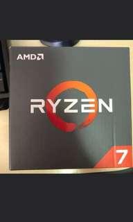 Brand New Ryzen 1700 export(sealed)