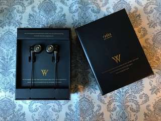 Radius HP-TWF31 earphones 耳筒