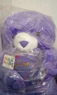 Boneka Bear Jumbo/Besar/1M
