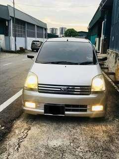 Perodua viva 660cc