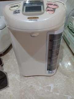 zojirushi dispenser 5L