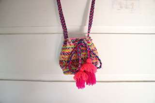 Cotton on hawaian bag