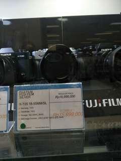 Kemera Fuji Film Cicilan Tanpa Kartu Kredit