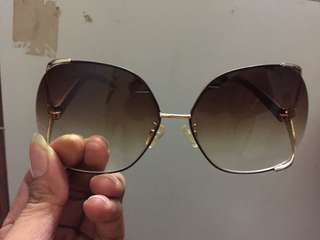 Sun glasses chanel made in italy