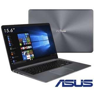 ASUS VivoBook 15.6吋窄邊框筆電