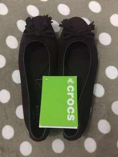 Repriced❗️CROCS Lina Suede flats / ballet shoes