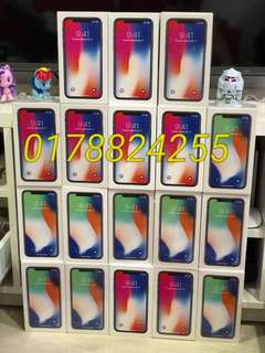 Iphone x 256gb 3898rm 0178824255