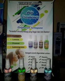 Pengharum pewangi airfreshener anti bakteri