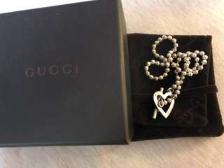 Gucci necklace 頸鏈