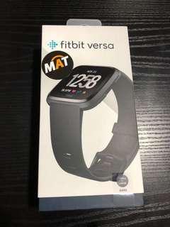 Smartwatch Fitbit Versa (pesaing iwatch, garmin, s3 gear)
