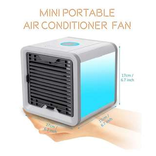 NEW portable Aircon with 3 in 1 USB Mini LED