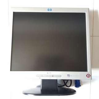 HP 17 inch Monitor