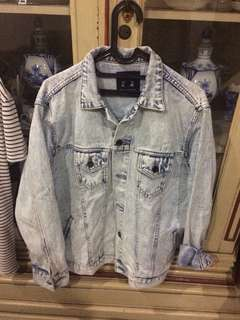 ADA FASHION JACKET DENIM