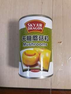 罐頭天龍磨菇粒(最少買6罐)