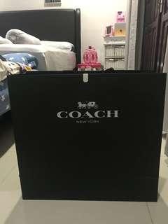 Paperbag original coach