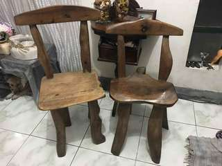 Wooden Decor Chairs
