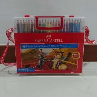 Faber Castell 48 Color Pencil