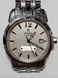 TITONI AUTOMATIC/WINDING WATCH