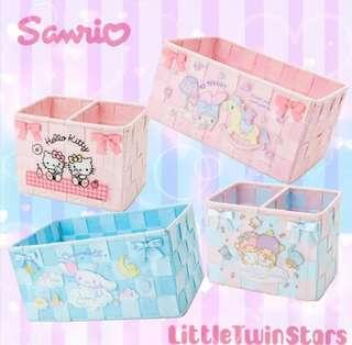[PO] Sanrio Storage Basket
