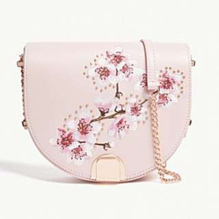Ted Baker Susy leather cross body bag