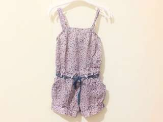 Gingersnaps baby playsuit