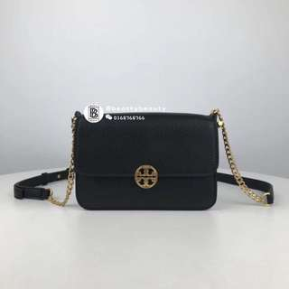Tory Burch New Chelsea Crossbody - black
